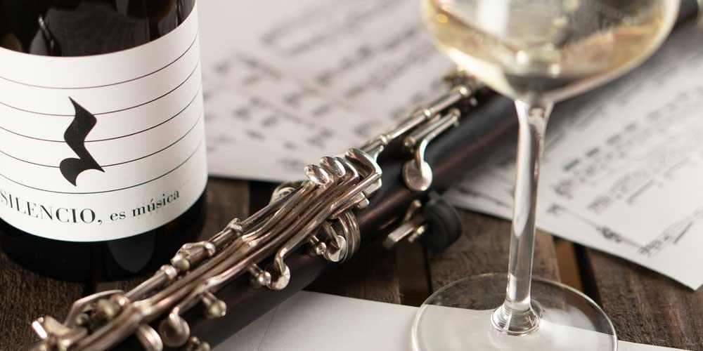 silencio es musica vino